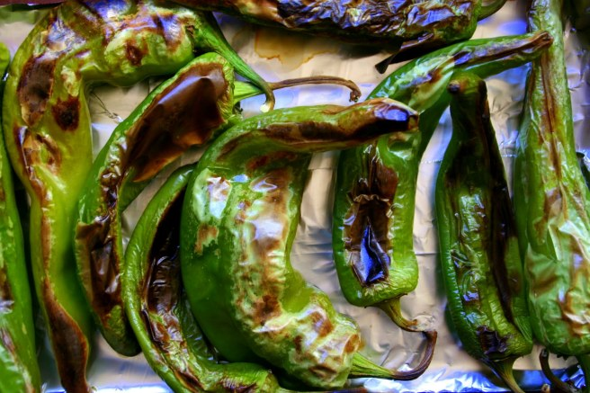 roasted chile